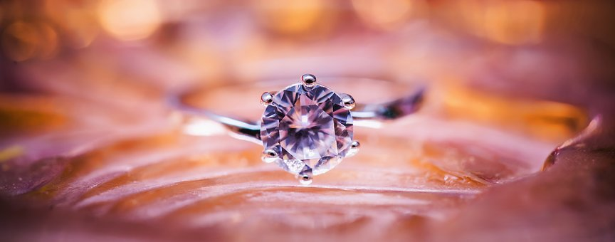 What Must You Think About When You Are Trying To Purchase Your Engagement Ring? image