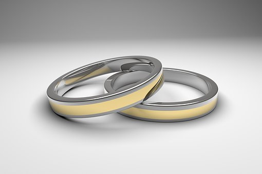 Eternity Ring Or Wedding Ring: Is There A Difference? image